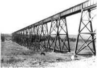 completioin of the ACR Mintlaw trestle