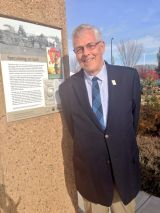 Bill McKay, CAHS President at Arches - Advocate photo