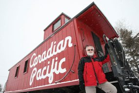 Forth Junction founder Paul Pettypiece - Jeff Stokoe photo Red Deer Advocate