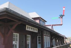 Bowden station at Innisfail