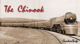 'The Chinook' 3001